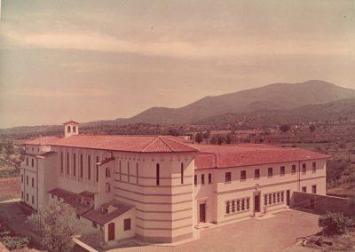 Monastero trappista Vitorchiano 4 - Copia